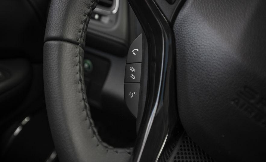 2018 Honda HR-V - Slide 38