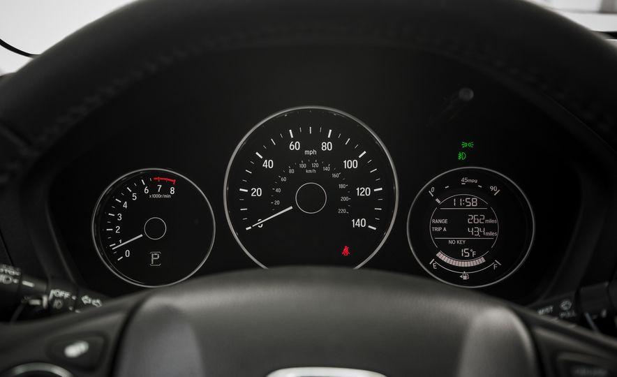 2018 Honda HR-V - Slide 39