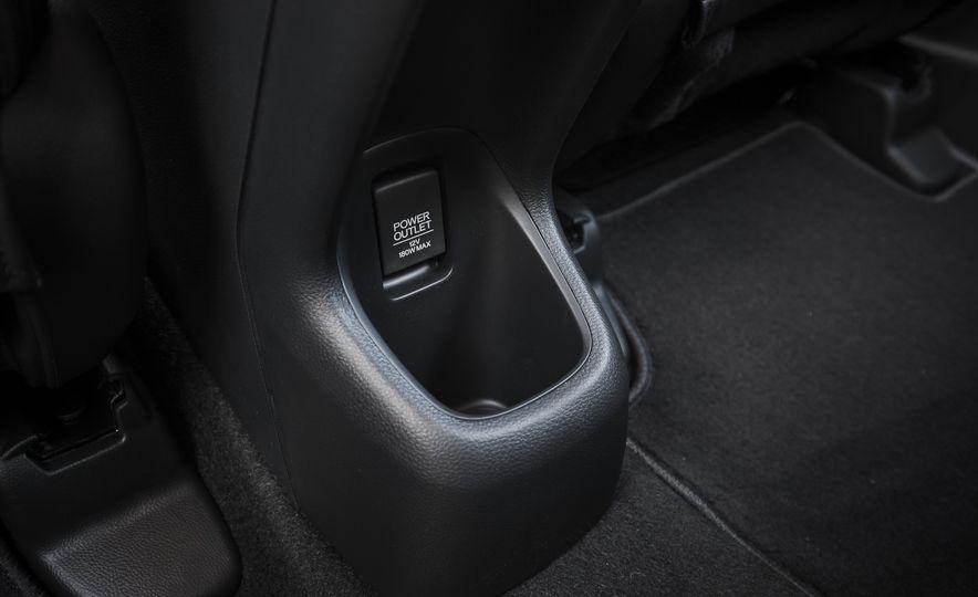 2018 Honda HR-V - Slide 55