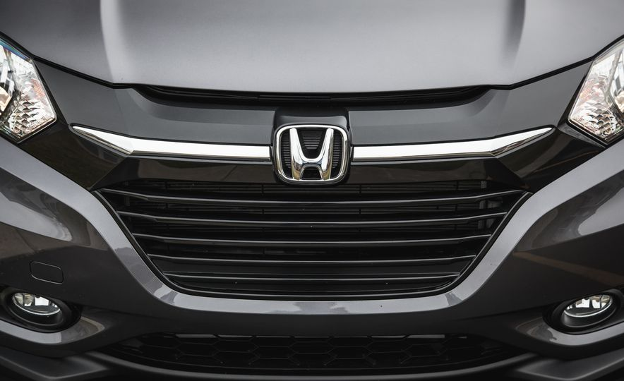 2018 Honda HR-V - Slide 74
