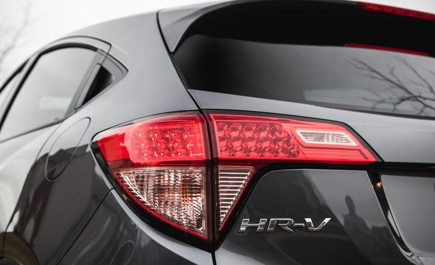 2018 Honda HR-V - Slide 81