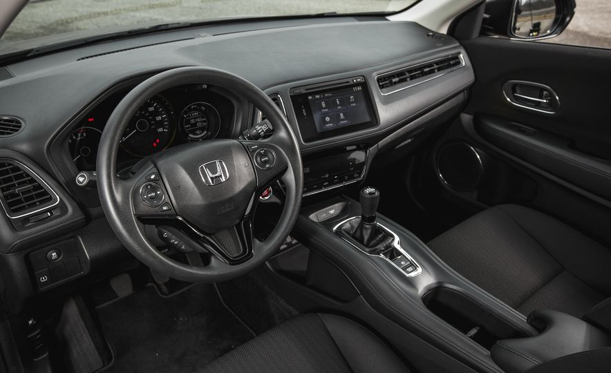 2018 Honda HR-V - Slide 85