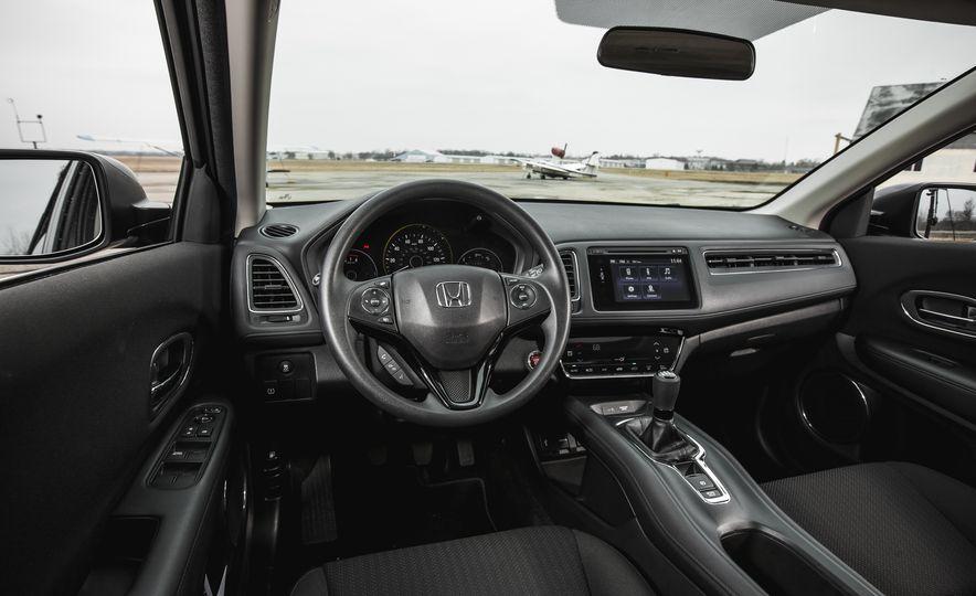 2018 Honda HR-V - Slide 86