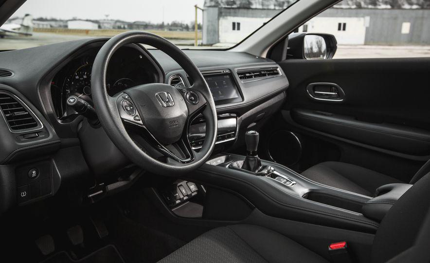2018 Honda HR-V - Slide 92
