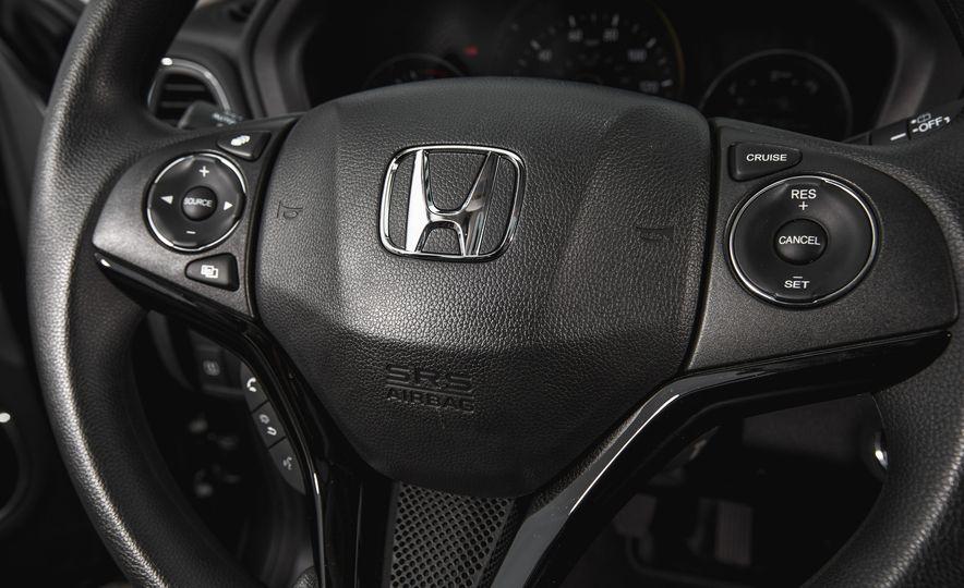2018 Honda HR-V - Slide 95