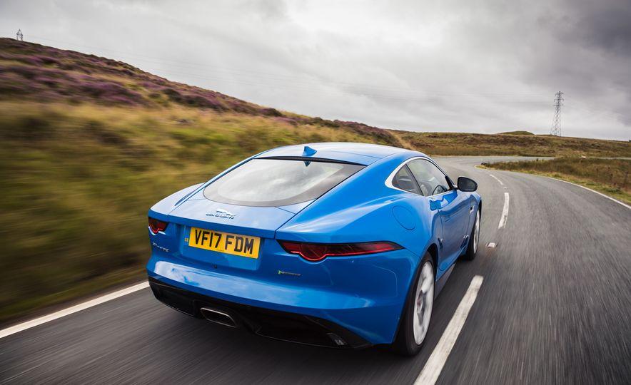2018 Jaguar F-type 2.0T - Slide 66