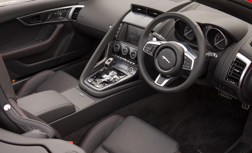 2018 Jaguar F-type 2.0T - Slide 69