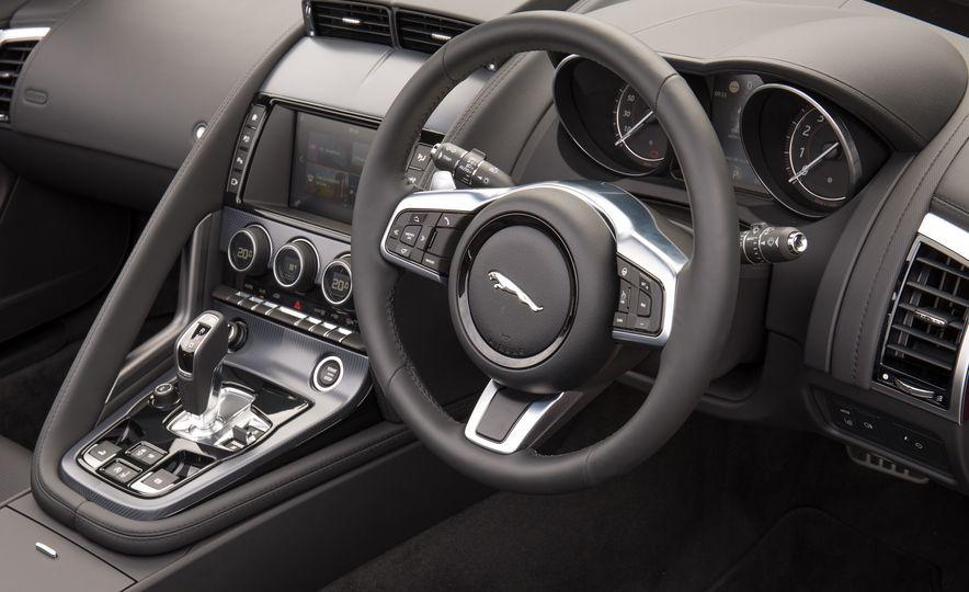2018 Jaguar F-type 2.0T - Slide 70