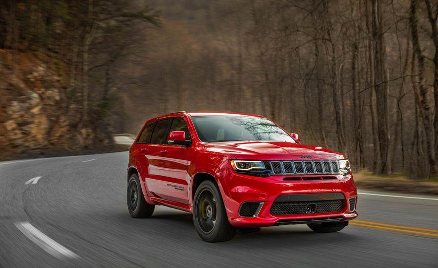 2018 Jeep Grand Cherokee Trackhawk - Slide 3