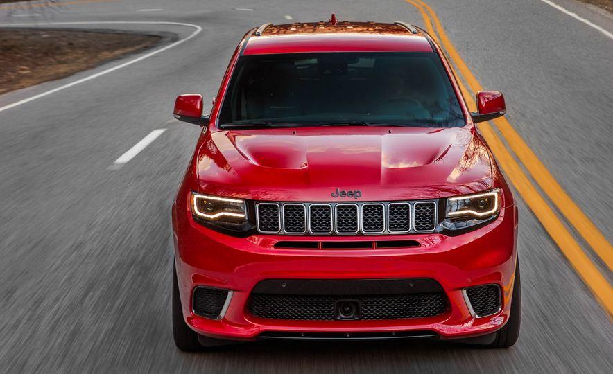 2018 Jeep Grand Cherokee Trackhawk - Slide 4
