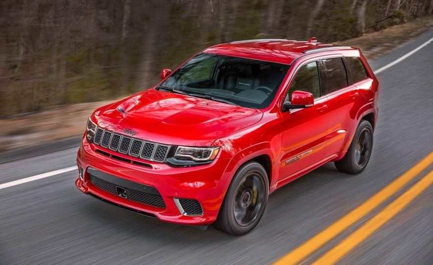 2018 Jeep Grand Cherokee Trackhawk - Slide 5