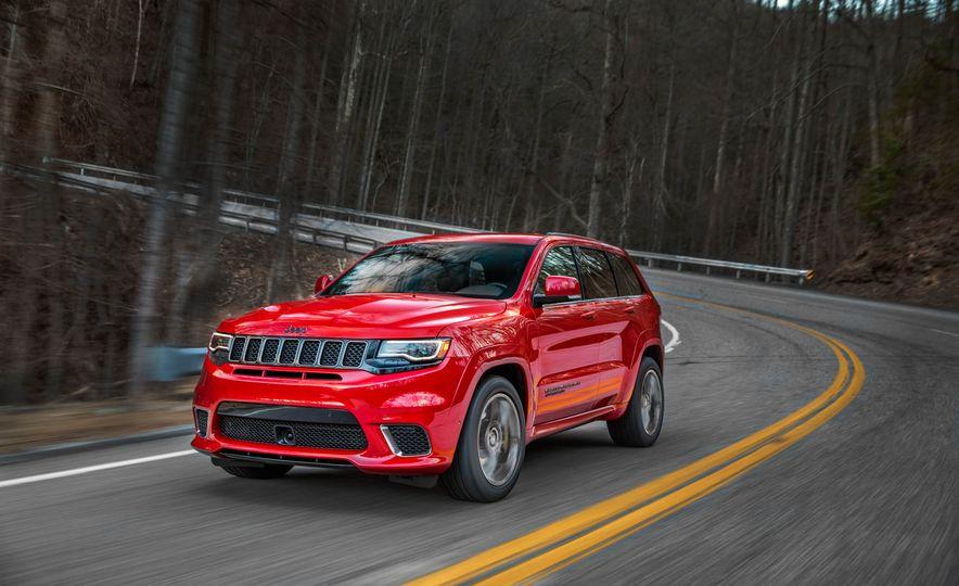 2018 Jeep Grand Cherokee Trackhawk - Slide 6