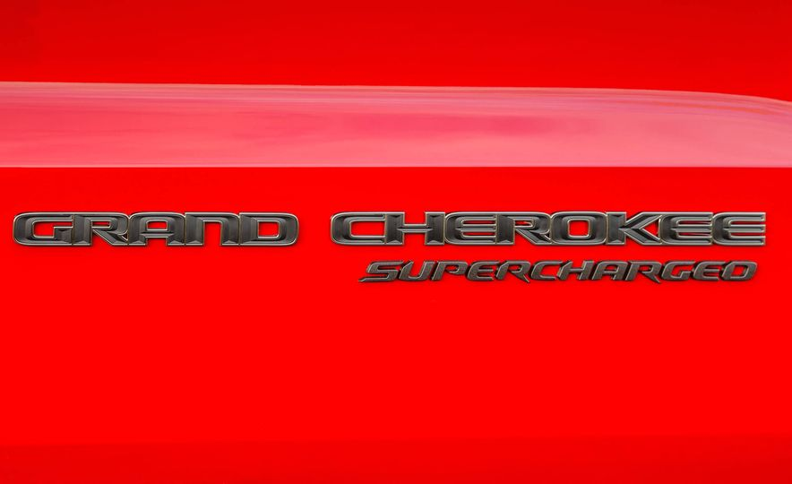 2018 Jeep Grand Cherokee Trackhawk - Slide 24