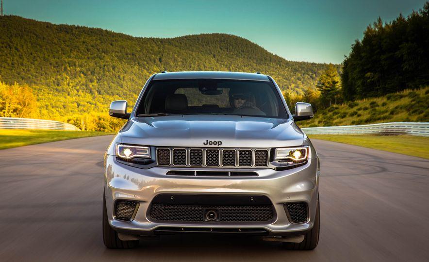 2018 Jeep Grand Cherokee Trackhawk - Slide 48