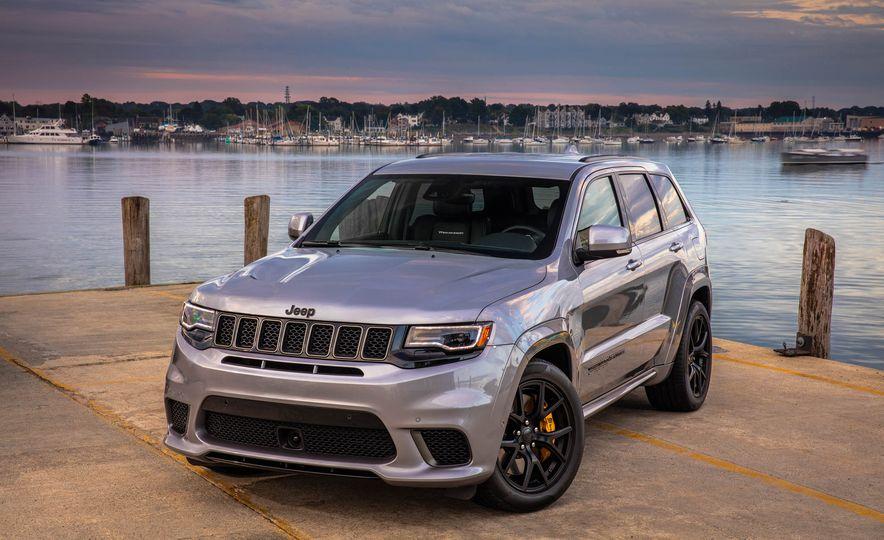 2018 Jeep Grand Cherokee Trackhawk - Slide 66