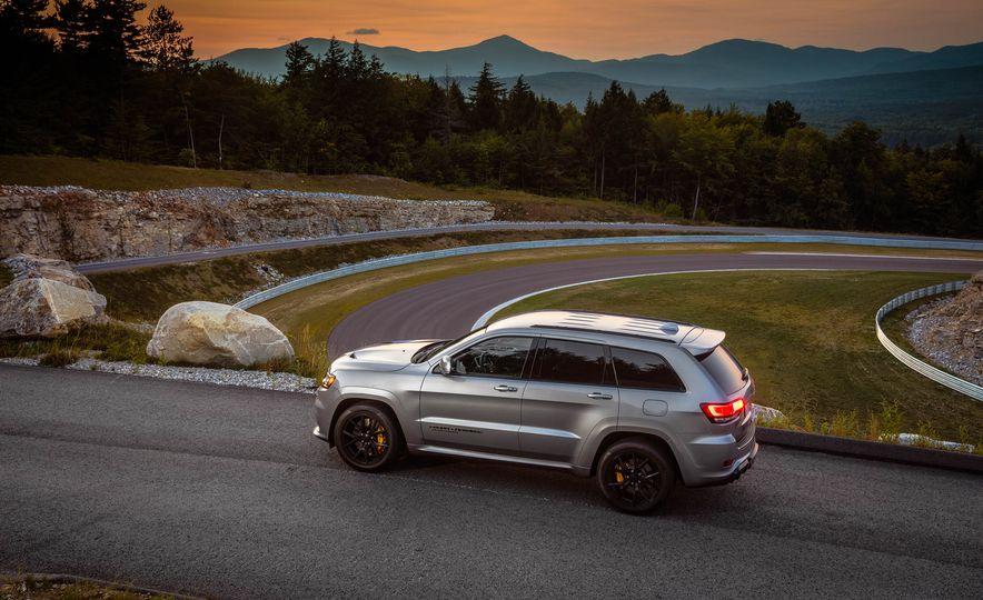 2018 Jeep Grand Cherokee Trackhawk - Slide 72