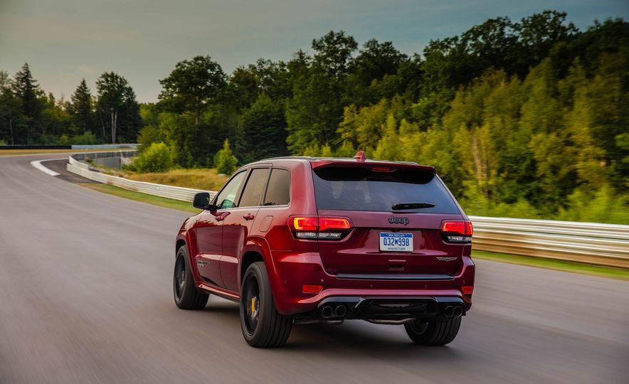 2018 Jeep Grand Cherokee Trackhawk - Slide 79