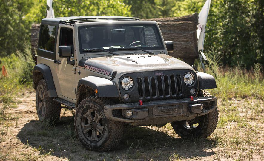 2018 Jeep Wrangler JK - Slide 2