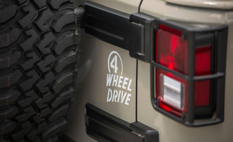 2018 Jeep Wrangler JK - Slide 20