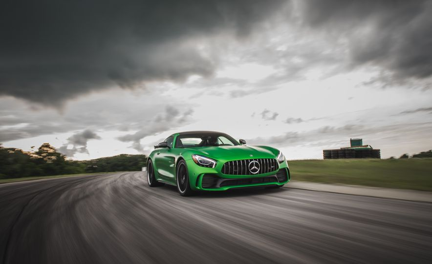 2018 Mercedes-AMG GT R: A Closer Look at Lightning Lap 11's Fastest Car - Slide 15