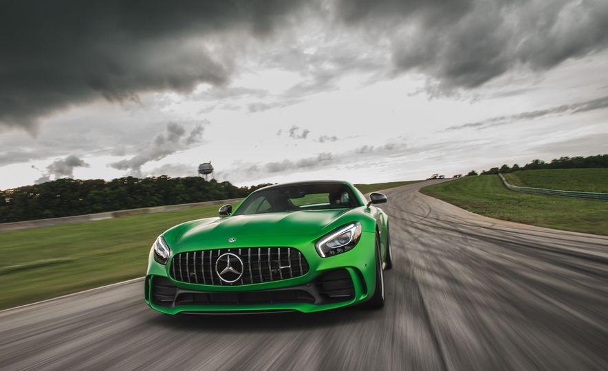 2018 Mercedes-AMG GT R: A Closer Look at Lightning Lap 11's Fastest Car - Slide 14