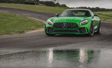 2018 Mercedes-AMG GT R: A Closer Look at Lightning Lap 11's Fastest Car