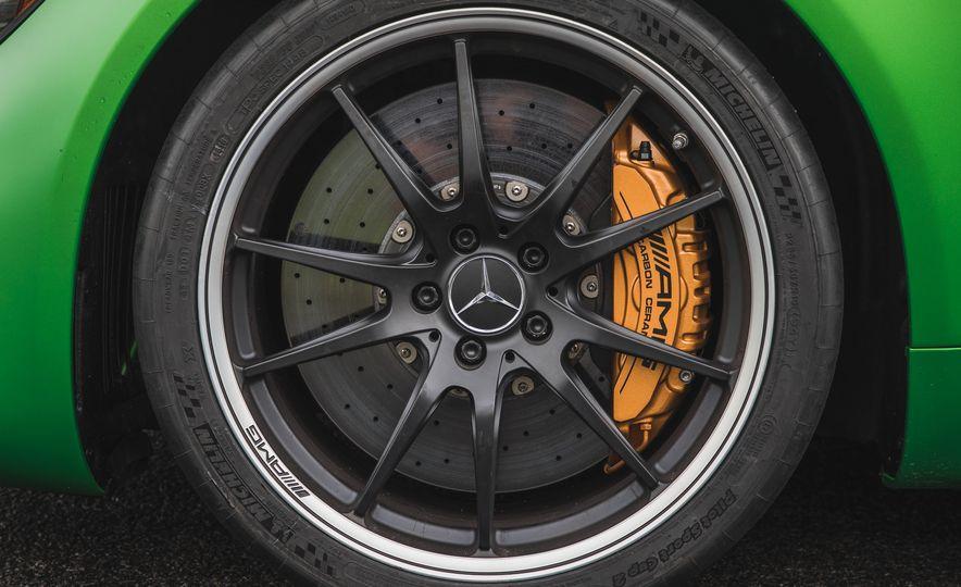 2018 Mercedes-AMG GT R: A Closer Look at Lightning Lap 11's Fastest Car - Slide 13