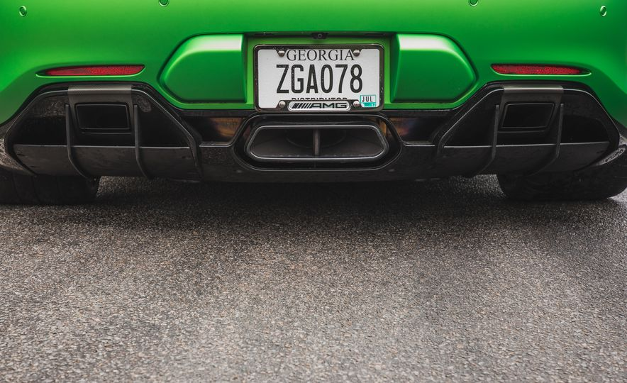 2018 Mercedes-AMG GT R: A Closer Look at Lightning Lap 11's Fastest Car - Slide 6
