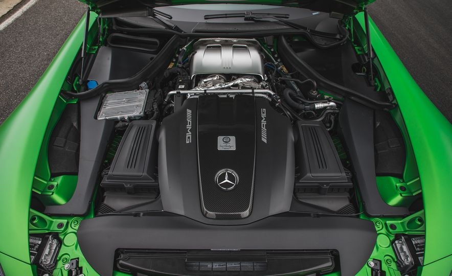 2018 Mercedes-AMG GT R: A Closer Look at Lightning Lap 11's Fastest Car - Slide 2