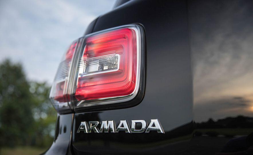 2018 Nissan Armada - Slide 7