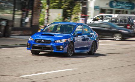 2018 Subaru WRX – In-Depth Review