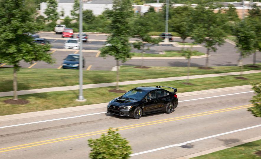 2018 Subaru WRX STI - Slide 3