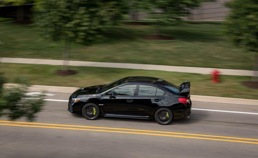 2018 Subaru WRX STI - Slide 7