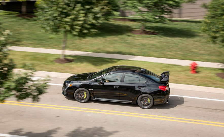2018 Subaru WRX STI - Slide 8