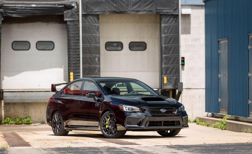 2018 Subaru WRX STI - Slide 12