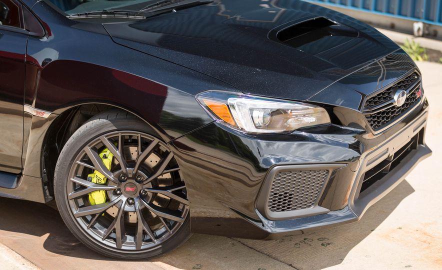 2018 Subaru WRX STI - Slide 17