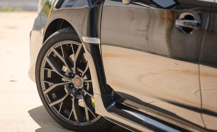 2018 Subaru WRX STI - Slide 25