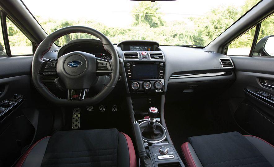 2018 Subaru WRX STI - Slide 28