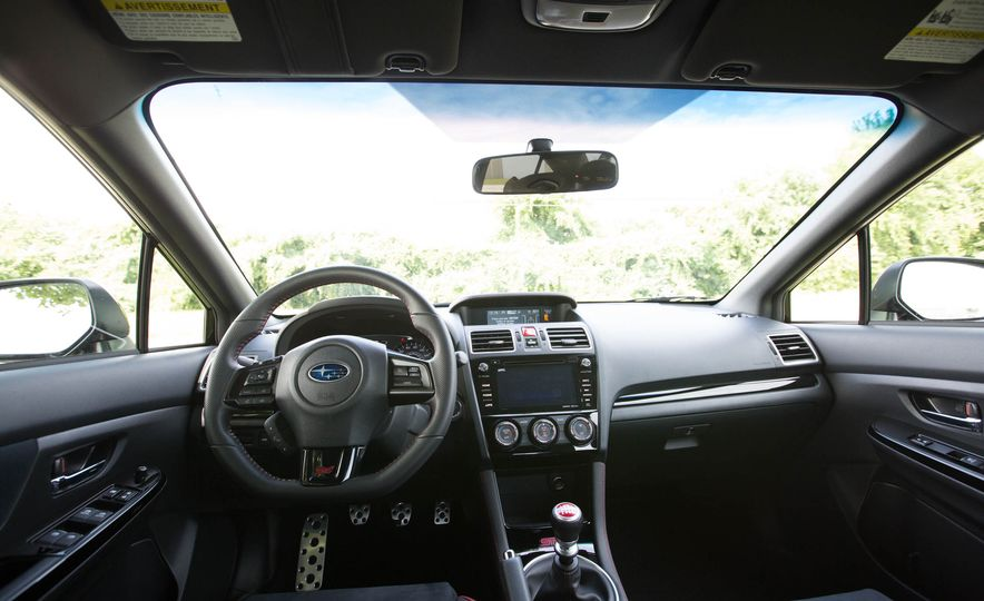 2018 Subaru WRX STI - Slide 29