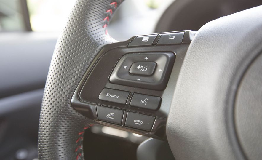 2018 Subaru WRX STI - Slide 31