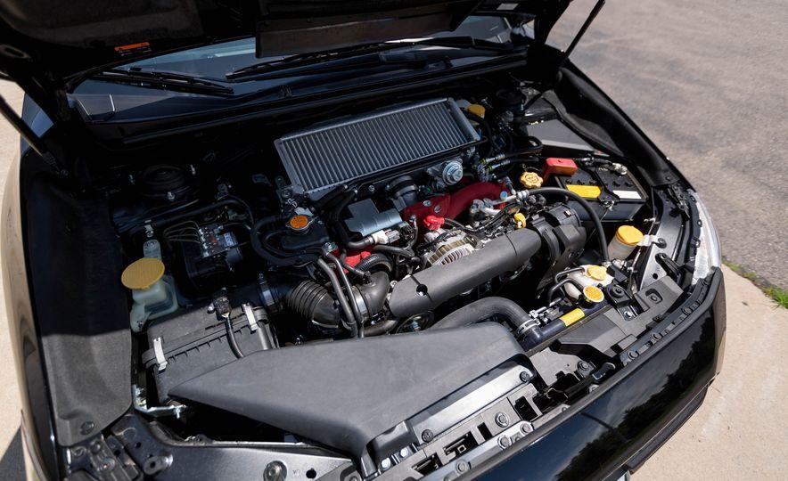 2018 Subaru WRX STI - Slide 60