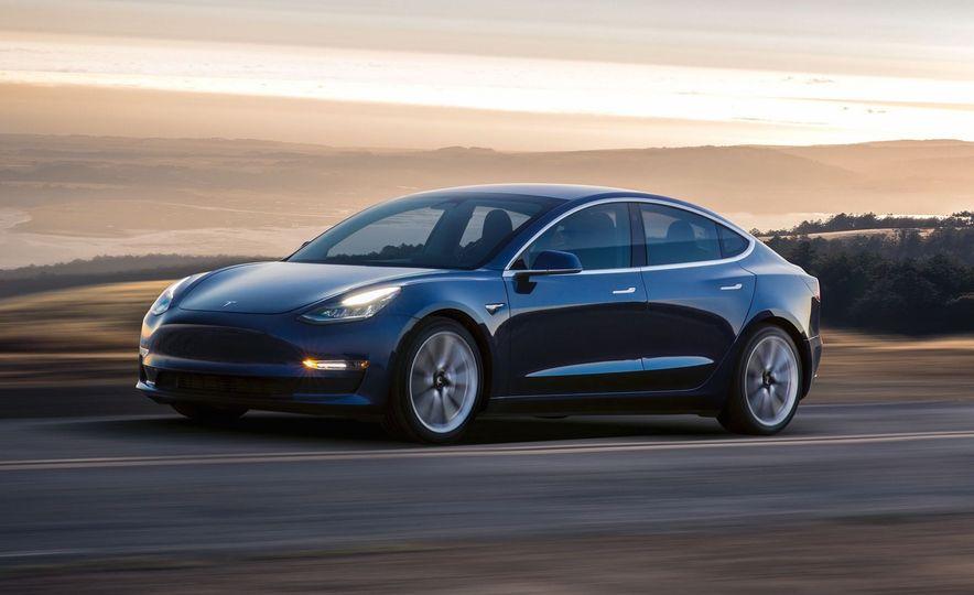 Electric Dreams: The Details behind Tesla's $36,000 Model 3 Electric Car - Slide 10