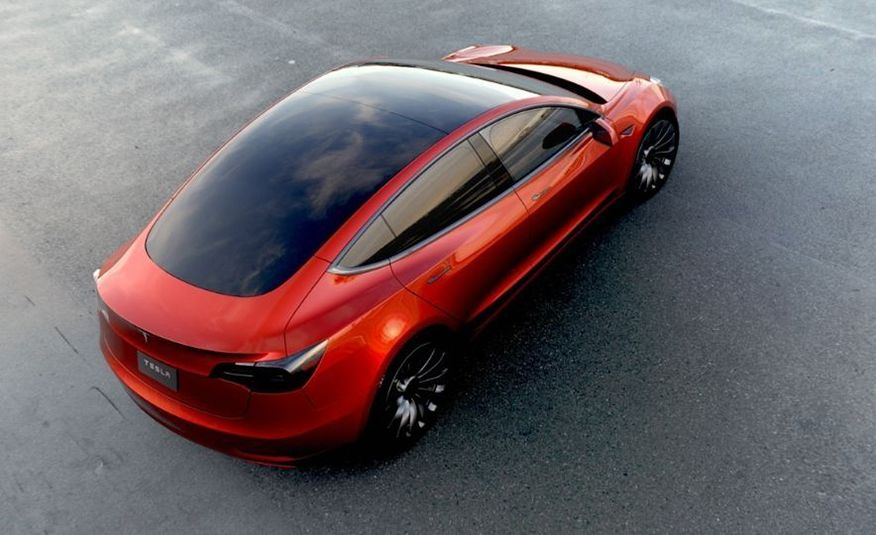 Electric Dreams: The Details behind Tesla's $36,000 Model 3 Electric Car - Slide 7