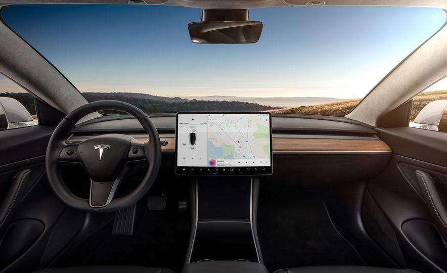 Electric Dreams: The Details behind Tesla's $36,000 Model 3 Electric Car - Slide 4
