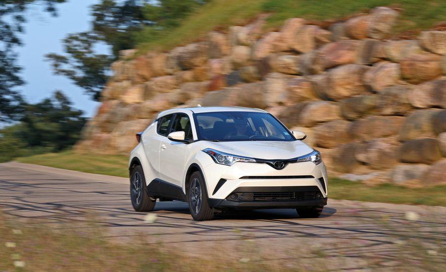 2018 Toyota C-HR - Slide 2