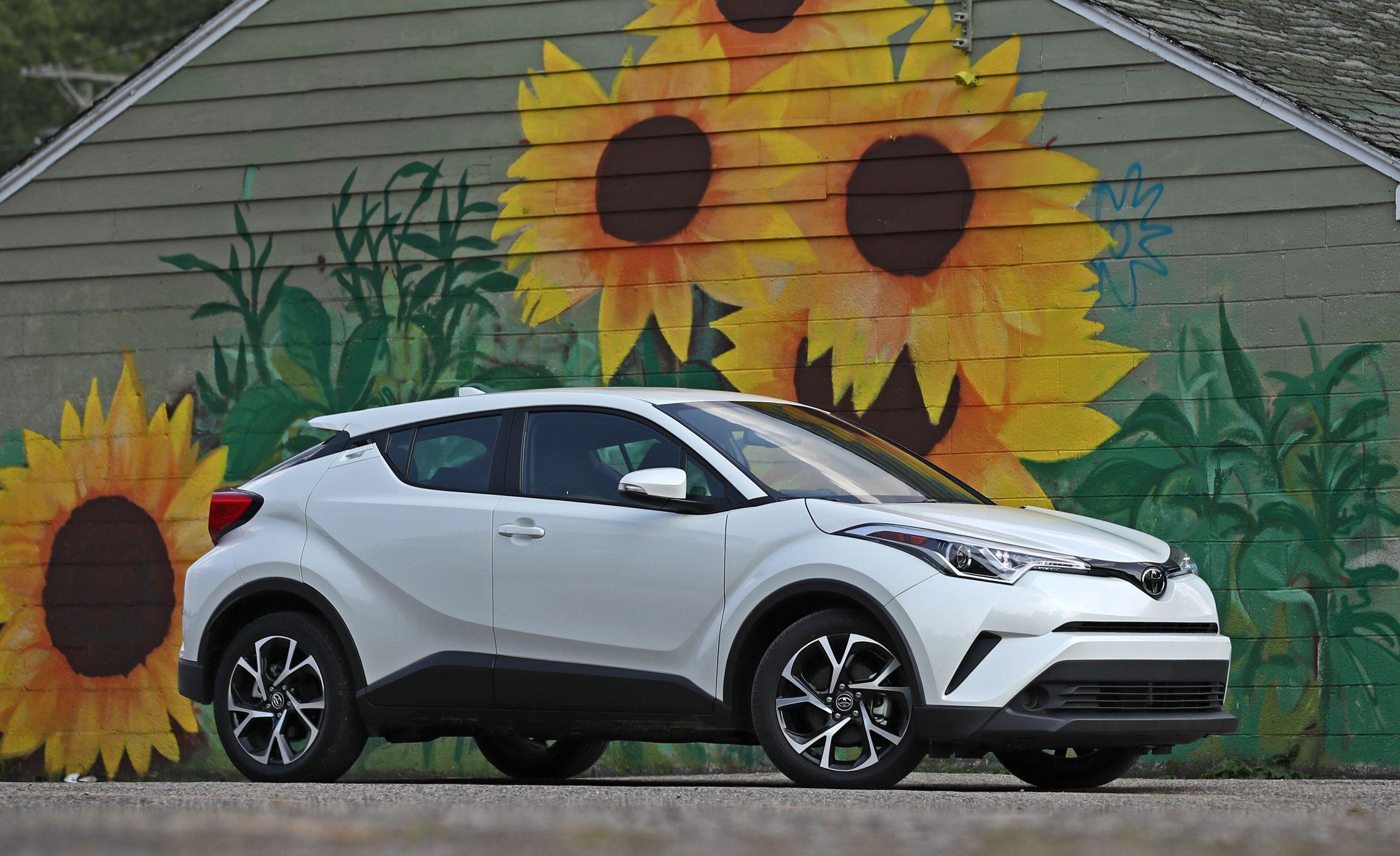 Toyota C Hr Reviews Price Photos And Specs Car Driver