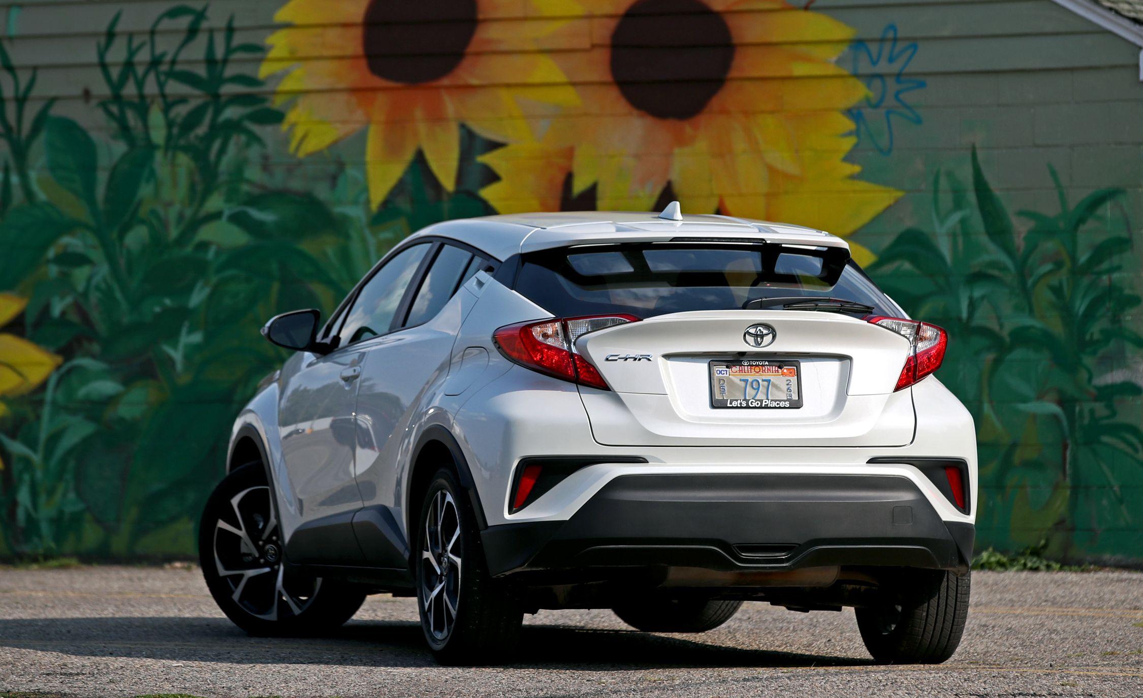 2019 Toyota C Hr Reviews Price Photos And Specs Car Driver