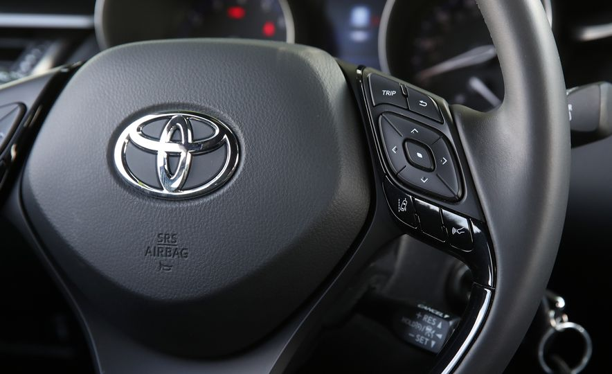 2018 Toyota C-HR - Slide 48