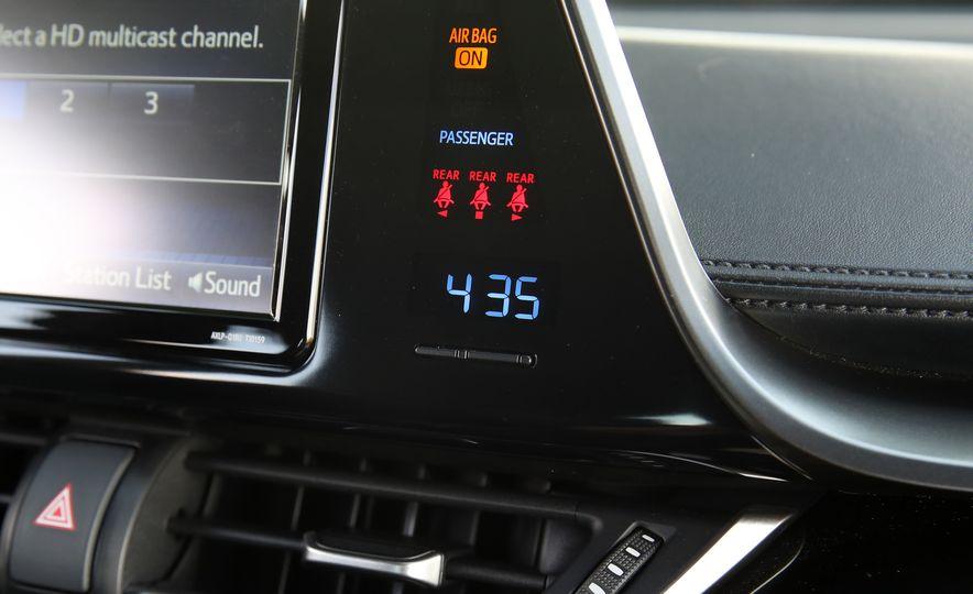 2018 Toyota C-HR - Slide 51