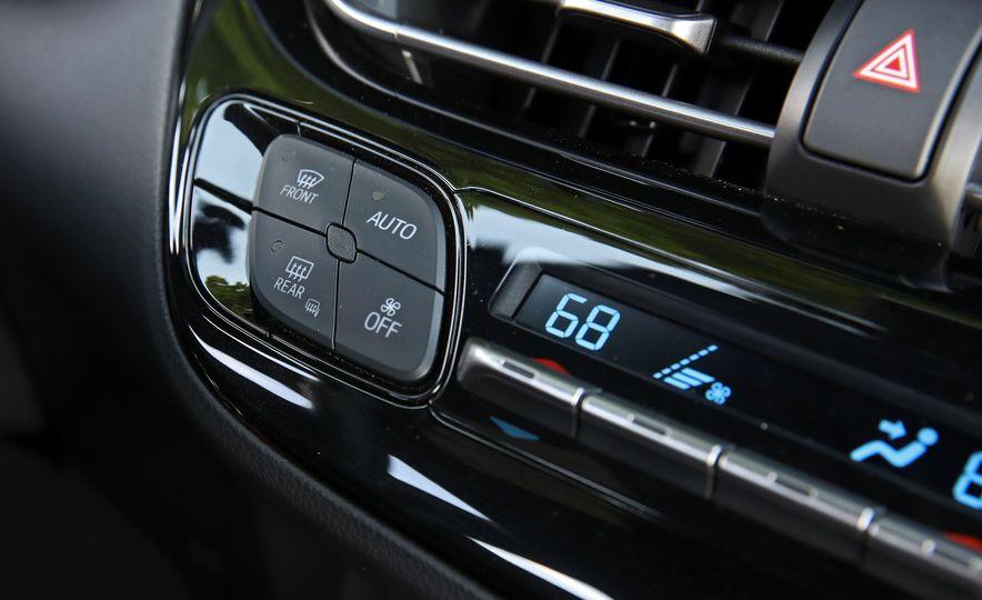 2018 Toyota C-HR - Slide 53